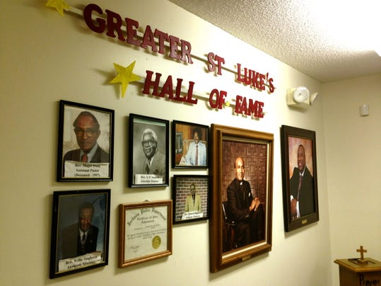 Greater St. Luke's Hall of Fame.JPG