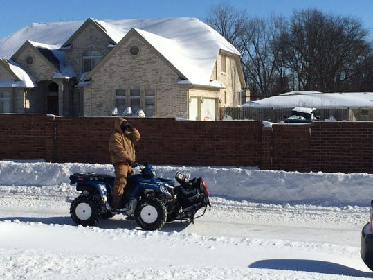 1 sok snow