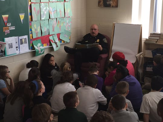 GCY Guest Readers