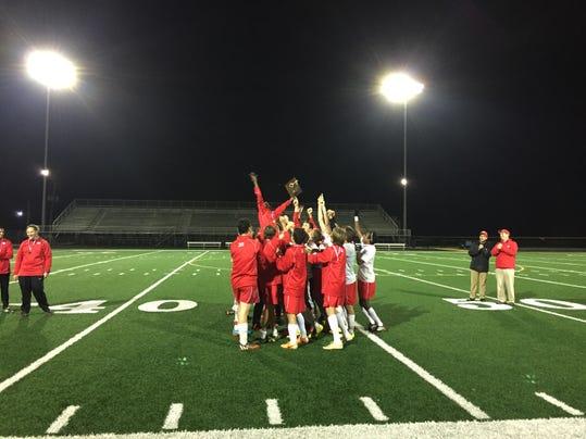 MNJ Boys soccer D-III district final