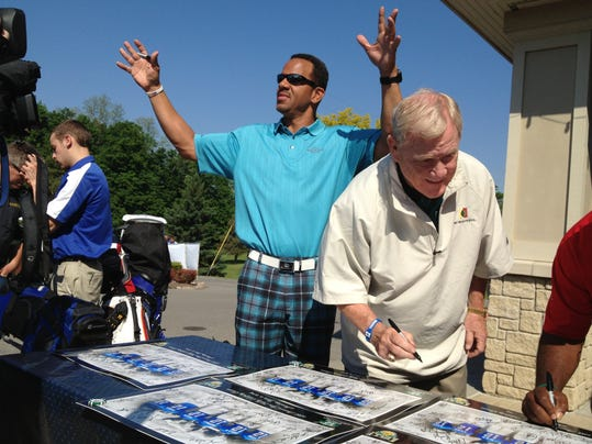 Andre and Polian