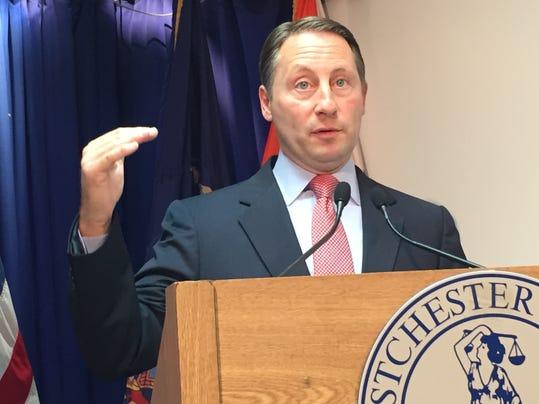 Westchester County Executive Rob Astorino