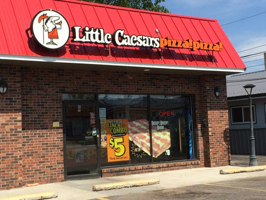 SHEBOYGAN — The north side Little Caesars franchise location has been shut down. traganbele.gq has learned the Little Caesars restaurant located within Northgate Shopping Center on North 15th Street, has been closed by corporate officials in Detroit, Michigan.