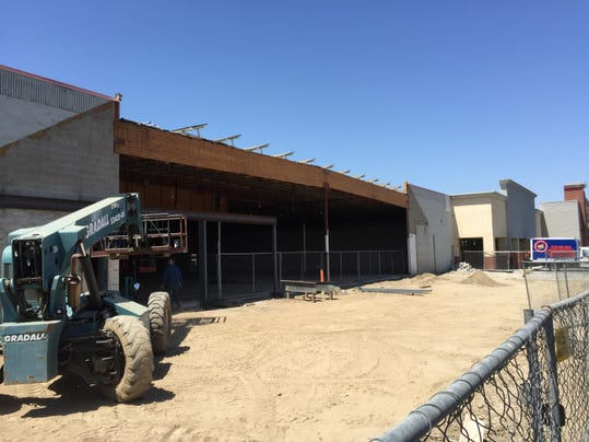 . HomeGoods  DSW may open early next year in Visalia