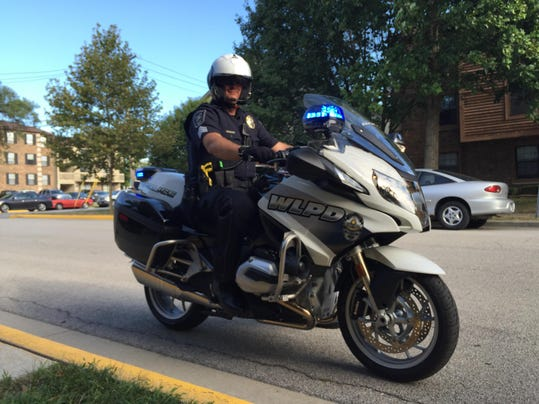 Bmw Police Motorcycle Problems
