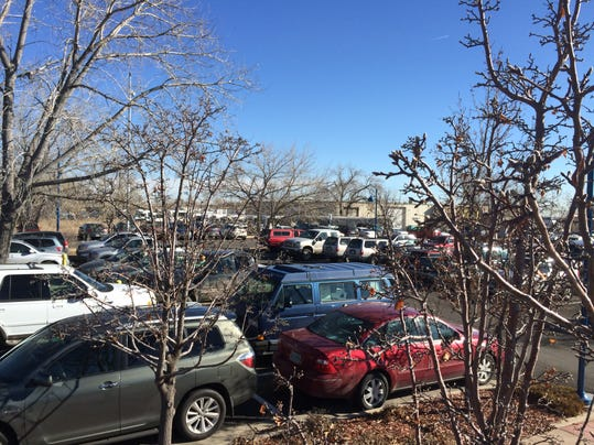 Cdot Fort Collins Mulling Pay To Park At Harmony Lot