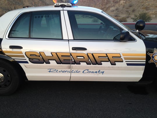 Riverside County Sheriff Department Indio a Riverside County Sheriff 39 s