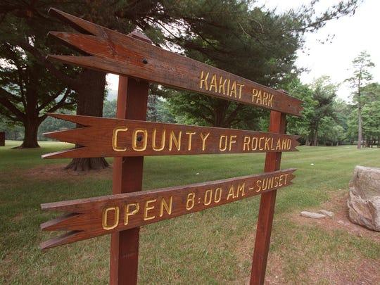 Kakiak County Park in Montebello.