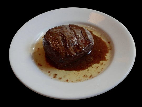 Special to The Register Filet mignon at Northwestern Steakhouse in Mason City. Filet mignon at Northwestern Steakhouse in Mason City.