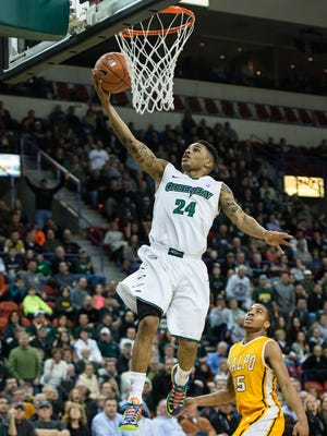 As Keifer Sykes enters his final season, a deep UWGB squad could be even better than last year.