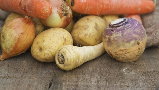 Winter seasonal vegetables will be highlighted at a