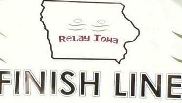 Relay Iowa banner.