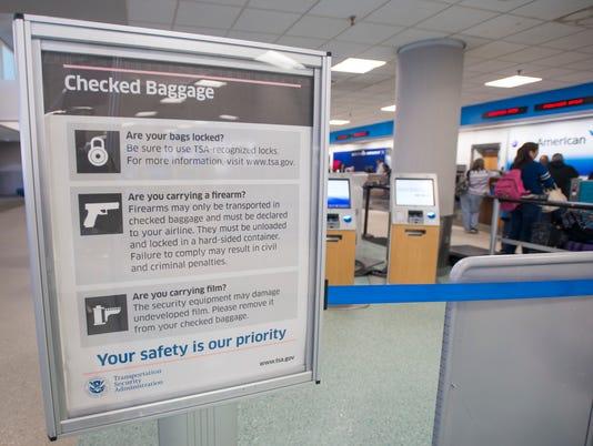 TSA seizures
