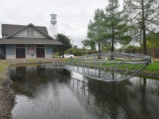 Visitors can learn about the history of The Catfish
