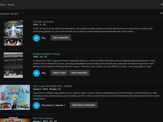 Prime Video is expanding its catalog of exclusive content,