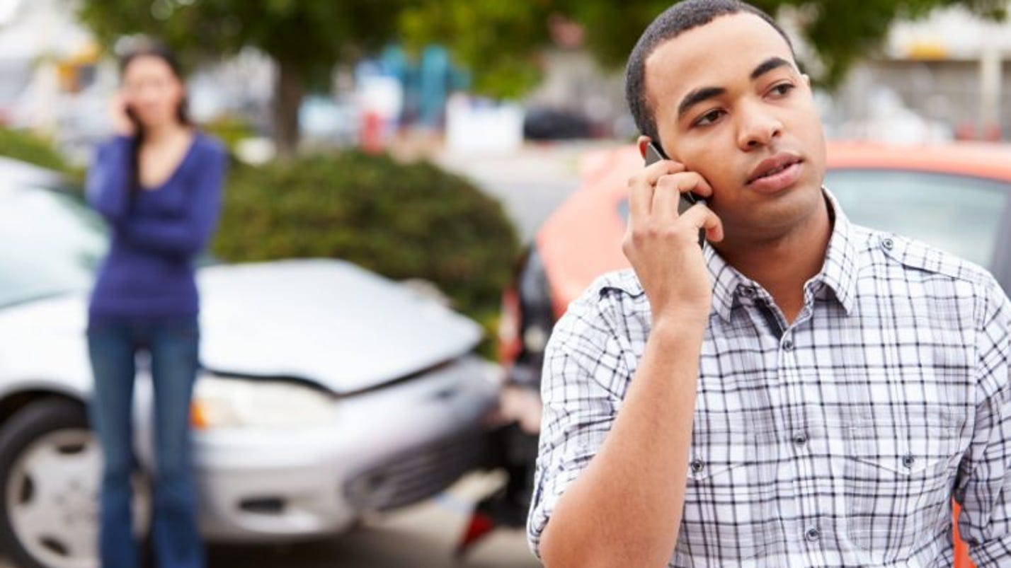 Auto Insurance Rates Rise As Number Of Cars, Distractions Rise