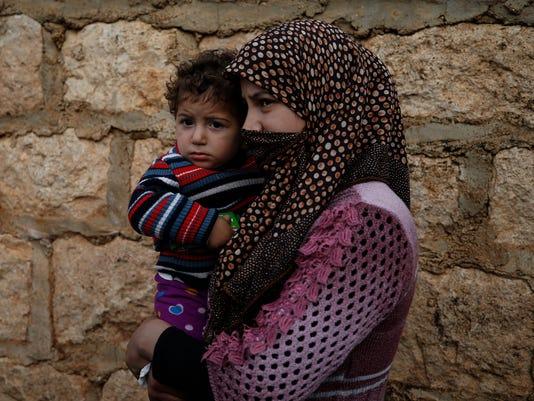 AP SYRIA TURKEY I SYR