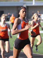 Brooke Gray and her Brighton teammates will run in