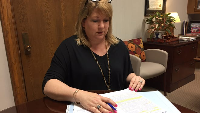 Ouachita Parish Tax Assessor Stephanie Smith is requesting property owners call the assessor's office about a damage  review assessment.