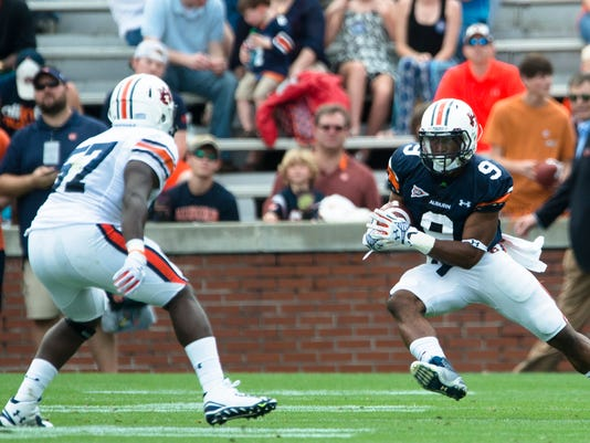 Auburn A-Day 24