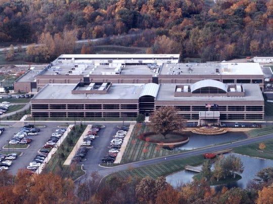 The Toyota Technical Center near Ann Arbor is undergoing an expansion.