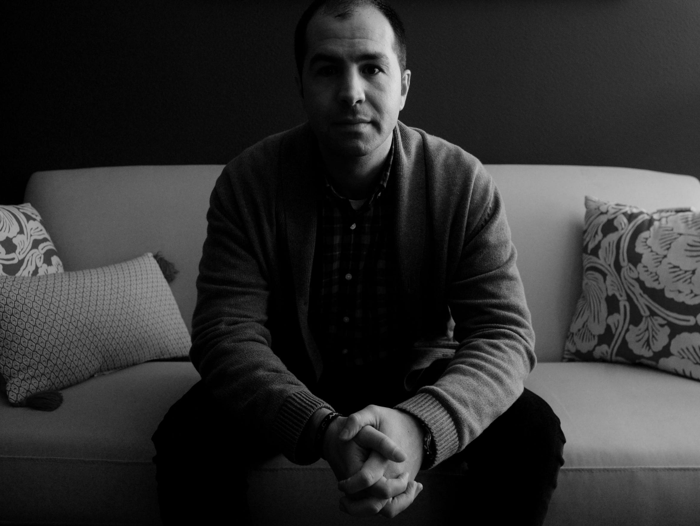 Clint Davis, a certified sex addiction therapist in