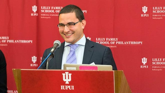 Ian Ermatinger-Salas is a second year Master of Arts student at the Indiana University Lilly Family School of Philanthropy.