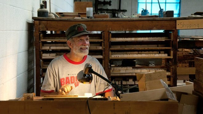 The public is invited to attend Part Five of the free six-event speaker series celebrating the occupational heritage of Hamilton Manufacturing Company and the process of creating wood type at 2 p.m. March 12 at the Hamilton Museum, 1816 10th St., Two Rivers.