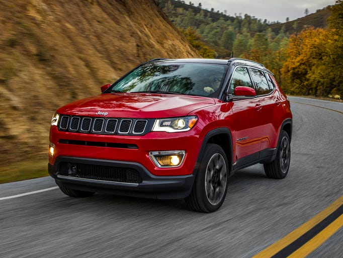 The redesigned 2017 Jeep Compass will replace a previous