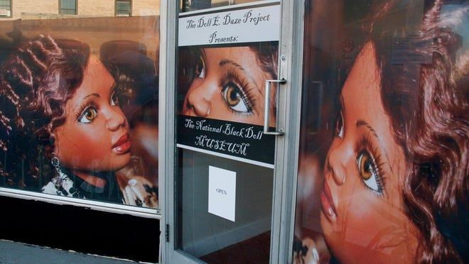 The Doll E Daze Project presented the National Black Doll Museum to the public in 2013.