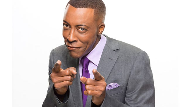 Arsenio Hall focused on being a dad instead of an entertainer while his son was growing up.