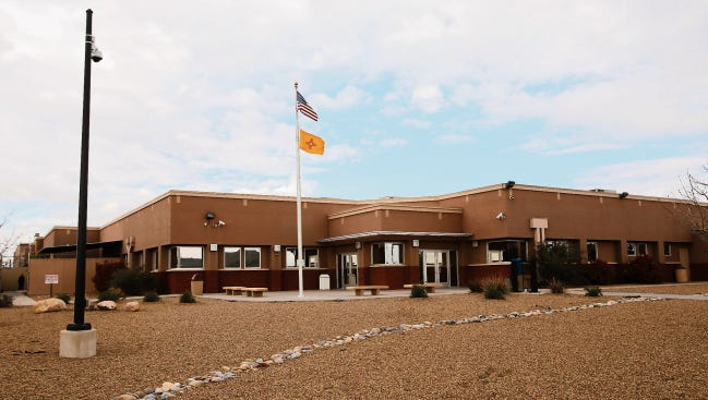 The San Juan County Adult Detention Center in Farmington as seen in April 2015.