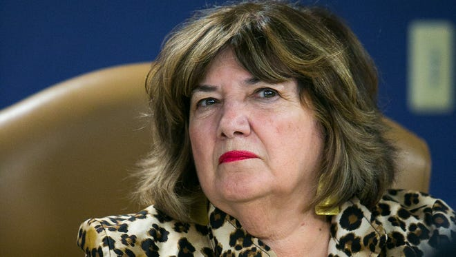 Long-time Maricopa County Supervisor Mary Rose Wilcox resigned her office, effective May 27, to run for Congress.