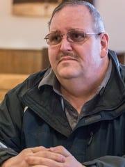 Battle Creek resident Roy Grenier, part of the team