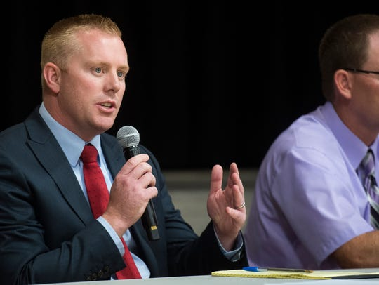 Candidate for Iron County Attorney Chad Dotson answers