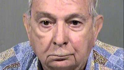 This undated file photo provided by the Maricopa County Sheriff's Office shows John Feit. The 83-year-old former priest accused of killing a Texas teacher and ex-beauty queen in 1960 is set to be extradited from Arizona to Texas on Wednesday, March 9, 2016, officials said.