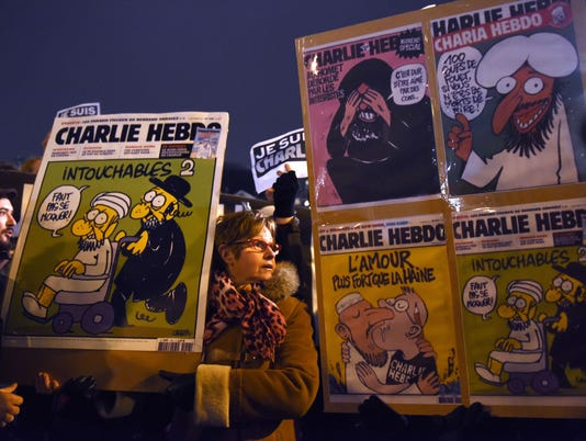 Will Paris attack have 'chilling effect' on satire?