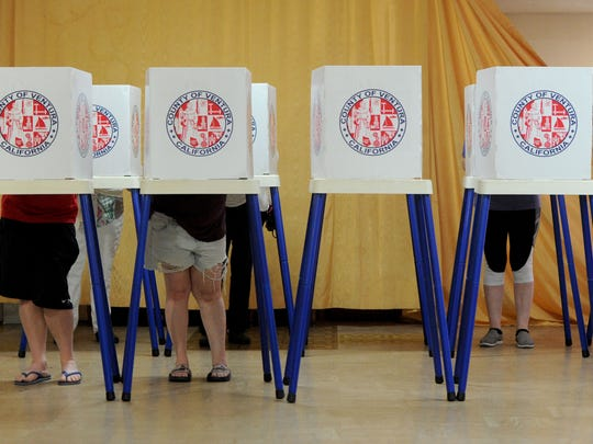 A bill by a Democratic legislator would make election day a state holiday in California, giving the day off to state employees and closing schools and college campuses.