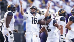California quarterback Jared Goff is off to a hot start