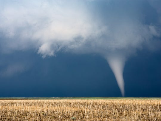 This is a stock tornado photo.