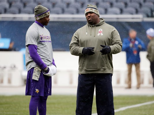 Teddy Bridgewater, Clint Hurtt