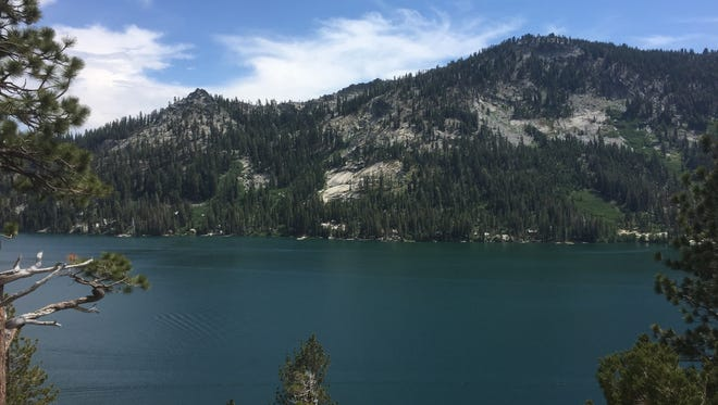 Echo Lake in Alpine County is a great summer hiking destination.