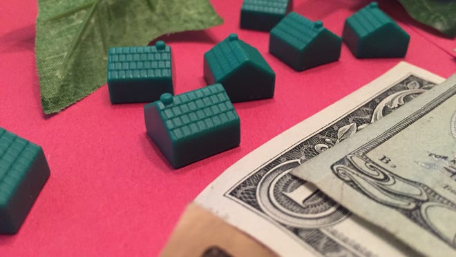 Monthly payments on adjustable rate mortgages would go up after the Federal Reserve raises rates, possibly in December.