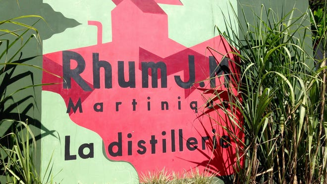 Rhum J.M. Distillery in Martinique offers one of the best opportunities for learning about bouquet and tasting notes in rum.