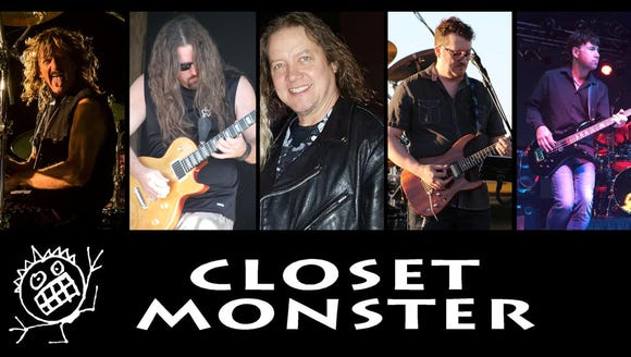 Sioux Falls rock band Closet Monster is reuniting Saturday,