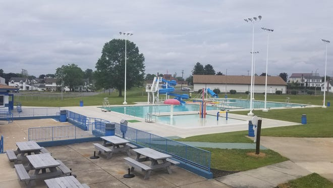 Northside Pool in Waynesboro is scheduled to open for the season on Saturday, June 13. BEN DESTEFAN/THE RECORD HERALD