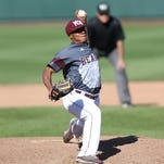 More than a decade after his older brother pitched for Missouri State, sophomore Alex Jefferson has been a relief pitcher and designated hitter for the Bears.