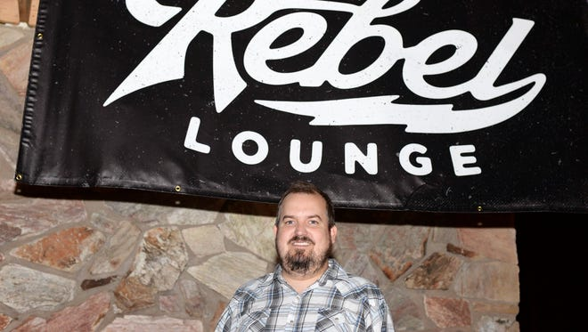 Psyko Steve at The Rebel Lounge in Phoenix, Wednesday, May 20, 2015.