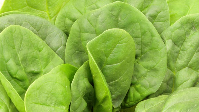 Dole has issued a recall on certain bagged spinach in 13 states.