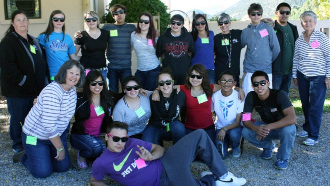 Hondo Natural Helpers participants attended a training retreat Nov. 2.